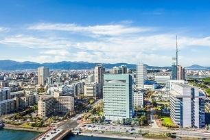 JAL・日本航空で行く 福岡・北九州ステイ